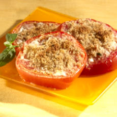 Grilled Red Tomatoes