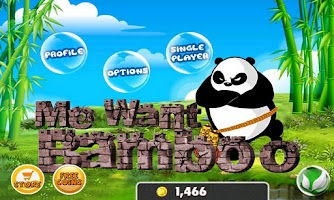 Screenshot of MeWantBamboo - Master Panda