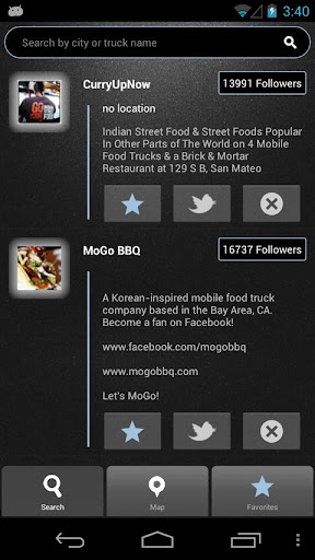 Food Truck 1 Pro with Maps