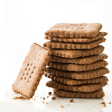 Vegan and Gluten-Free Graham Crackers