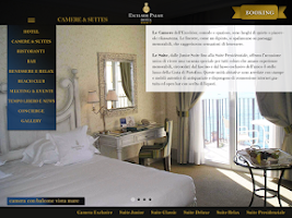 Screenshot of Excelsior Palace Hotel Rapallo