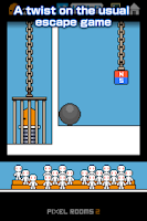 Screenshot of Pixel Rooms 2 room escape game