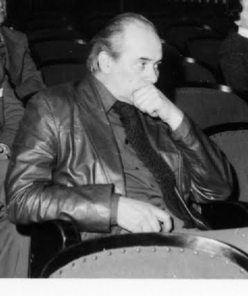 Photograph of Wiesław Kielar taken in 1978