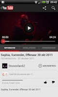 Screenshot of Remote Youtube / URL Control