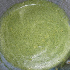 Easy Homemade Cream of Spinach Soup
