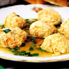 Honey Baked Gefilte Fish