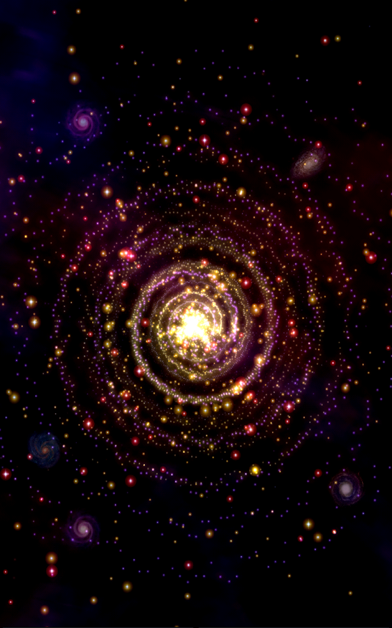 Galaxy Music Visualizer Pro Screenshot 18