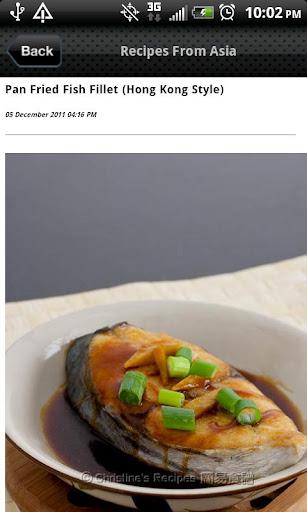 Asian Food Recipes