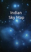 Screenshot of Indian Sky Map