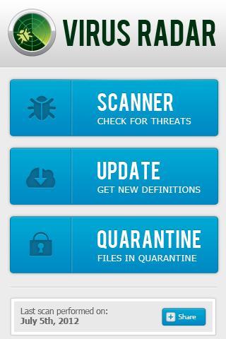 Virus Radar Premium