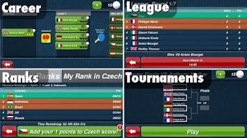 Screenshot of Real Table Tennis