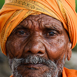 Melancholy #3 by Rakesh Syal - People Portraits of Men (  )