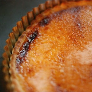 Caramelized Meyer Lemon Tart