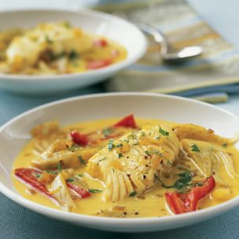 Fish Stew with Fennel and Saffron