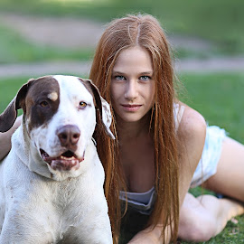 Jess & Lincoln by Robert  Bailey - People Family