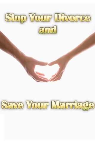 Stop Your Divorce