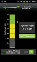 Screenshot of Wi-Fi Analytics Tool