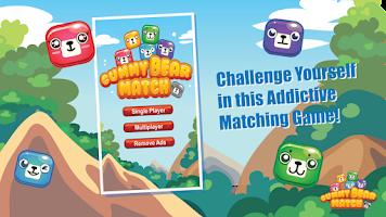 Screenshot of Gummy Bear Match