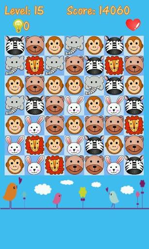 玩免費解謎APP|下載動物配對(Animal Match) app不用錢|硬是要APP