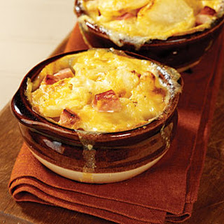Scalloped Potatoes & Ham