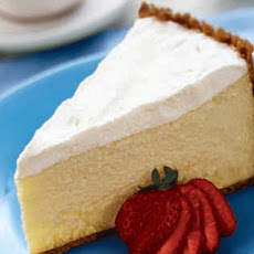 Sour Cream Cheesecake