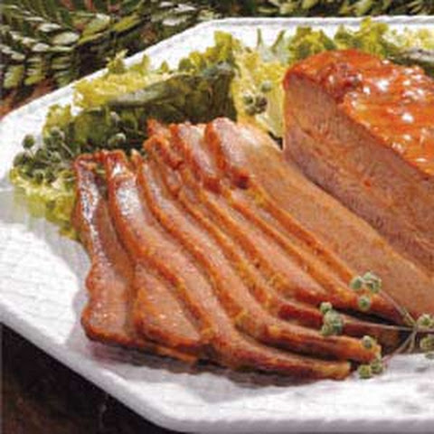 Glazed Corned Beef Brisket