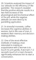 Screenshot of Love & Psychology Facts