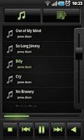 Screenshot of Media Player Remote iTunes+WMP