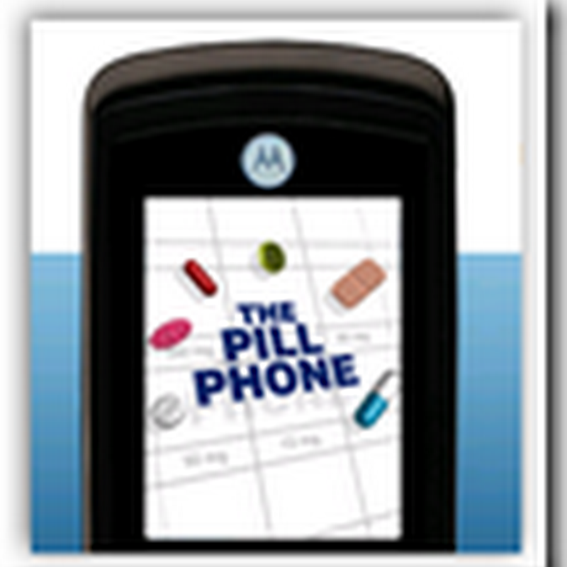 Getting Medication Reminders by Cell Phone