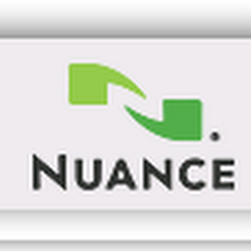 Nuance RadCube - New Business Intelligence for Radiology Announced..