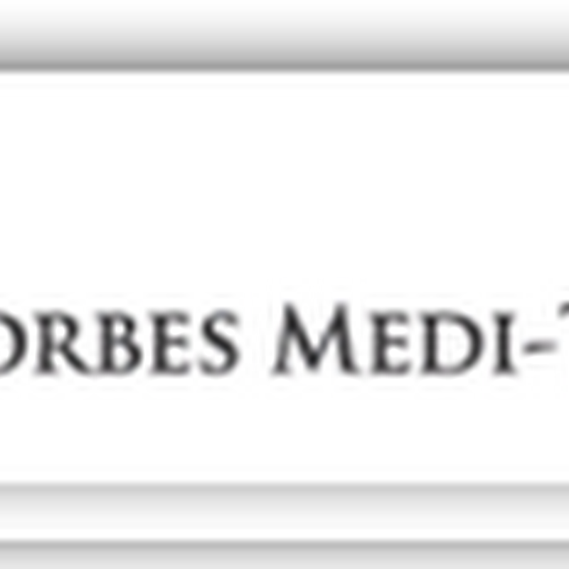 Forbes Medi-Tech Announces Corporate Restructuring