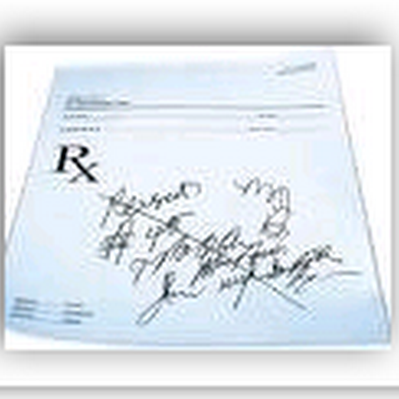 Prescriptions Out of Hand...Physicians selling Paper Scripts
