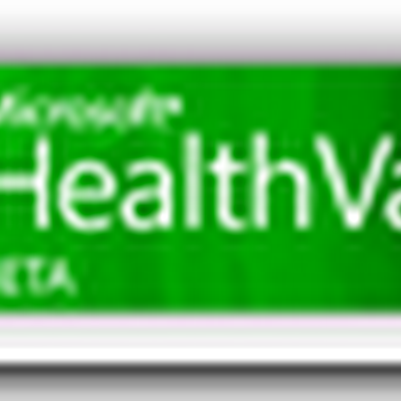 HealthVault Partners Announce Integrated Applications