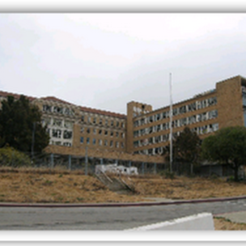 Public Health Service Hospital - Short history about the Abandoned facility in San Francisco