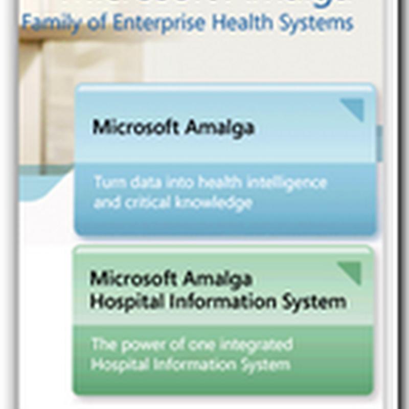 D.C. Regional Health Information Organization to Use Amalga