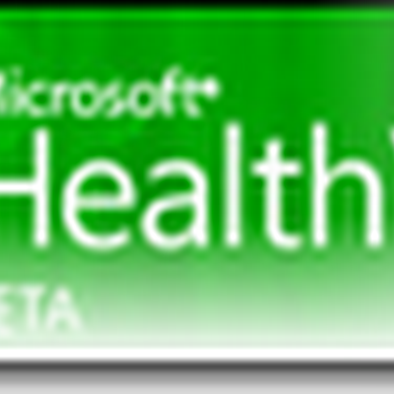 The Microsoft Health Users Group Conference - August 26th and 27th, 2008
