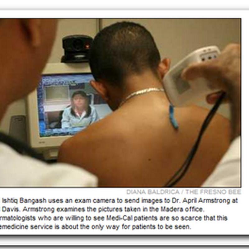 Telemedicine may bridge gap