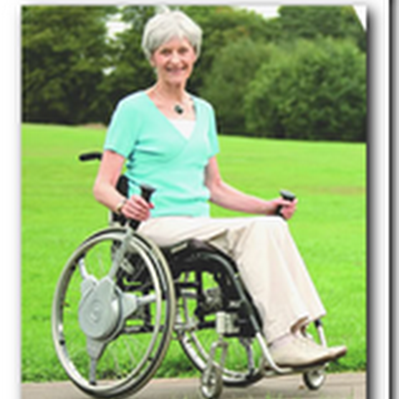 Manual Wheelchair Propulsion Developed And Launched In The UK