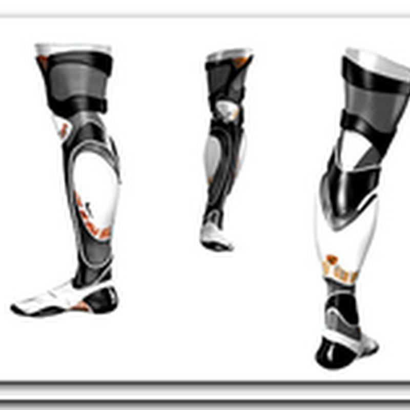 Air Jordan Prosthetic Leg Branding