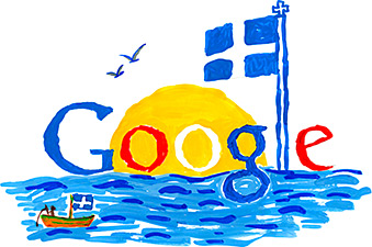 Google Doodle Doodle 4 Google 2013 - Greece Winner