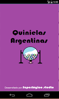 Screenshot of Quinielas Argentinas