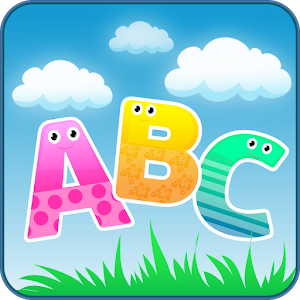 ABC Funny Cloud Learn Alphabet