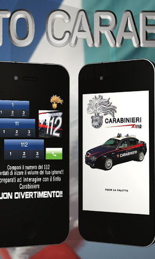 Pronto Carabinieri - screenshot