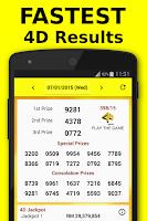 Screenshot of Magnum 4D Live - Official App