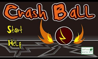 Screenshot of Crash Ball