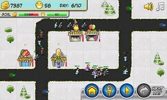 Screenshot of Shopping Town lite