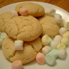 Butter Mint Sugar Cookie