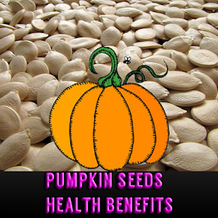 Pumpkin Seeds Health Benefits - screenshot