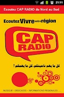 Screenshot of CAP RADIO MAROC