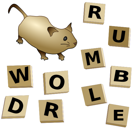 Word Rumble LOGO-APP點子